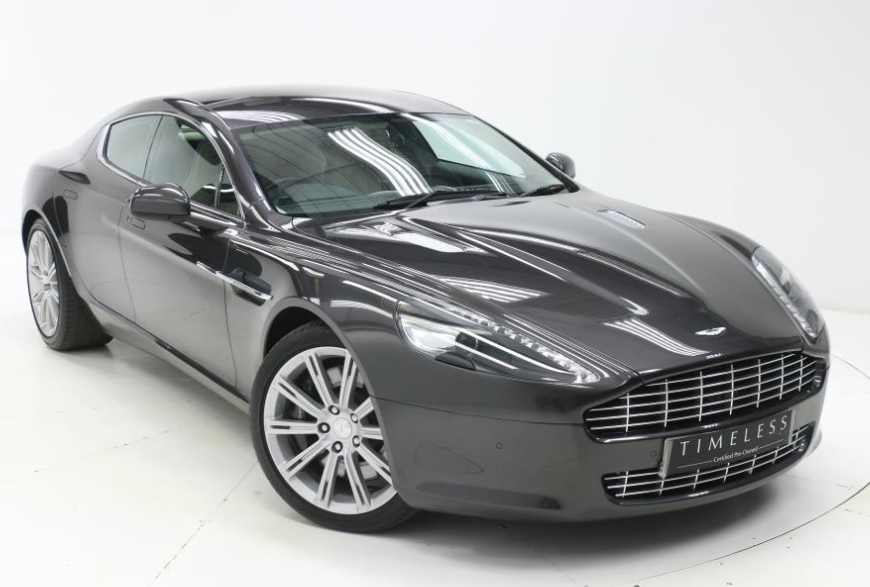 Used Aston Martin Rapide View Our Stock Charles Hurst